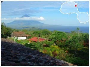 View of Concepcion, Ometepe Island
